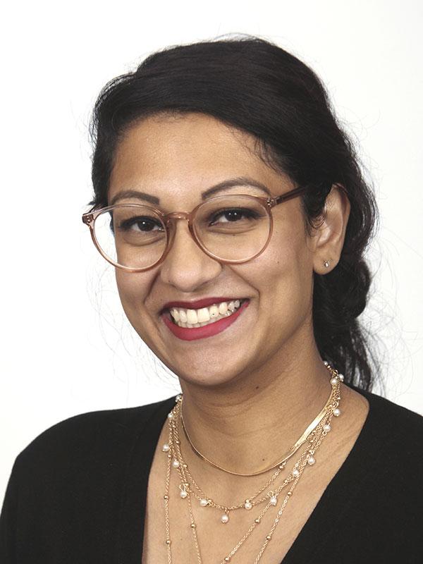 Charlotte Nageswaran
